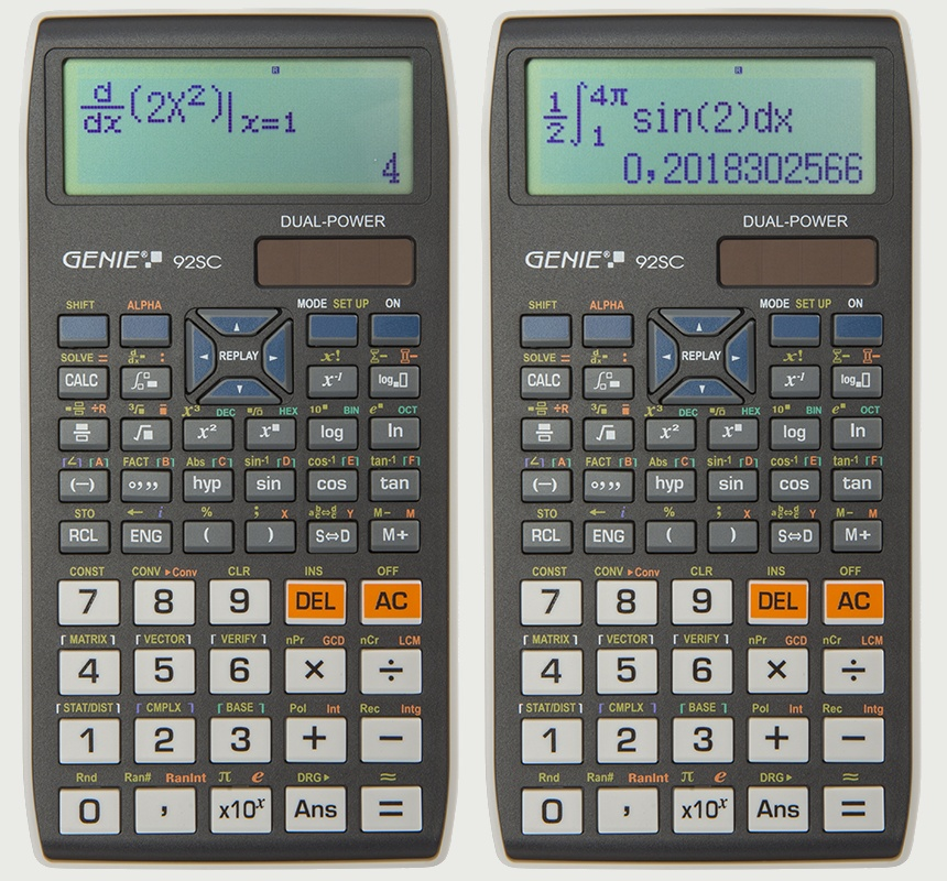 Nostalgia Fun With Calculators Ludditus